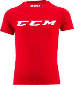 Training Tee Jr Red
