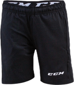 Training Shorts Jr Black