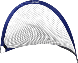 Pop-Up Goal 122 cm 2pcs in bag Blue/Black