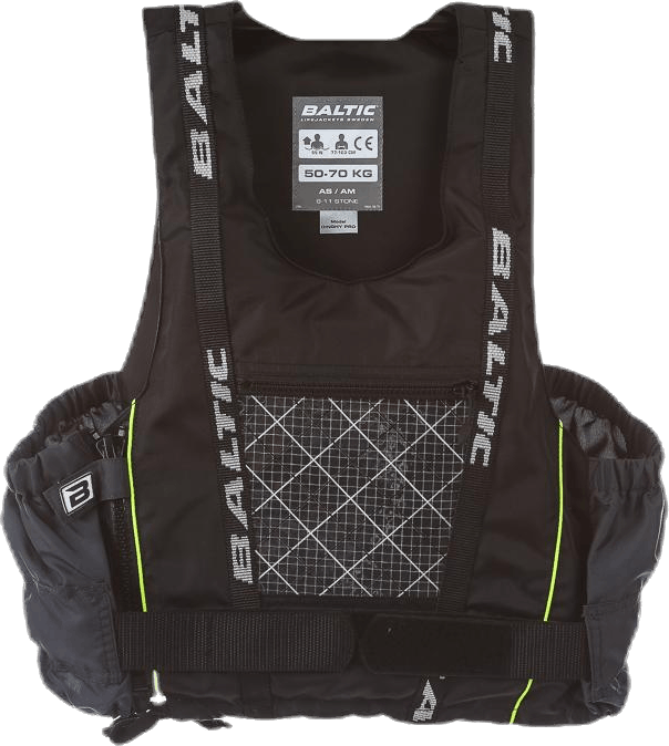 Dinghy Pro Black/Grey