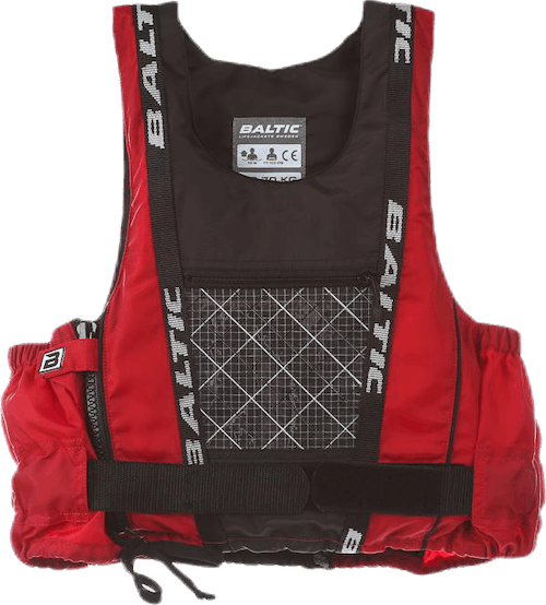 Dinghy Pro Black/Red