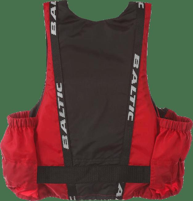 Dinghy Pro Black/Red