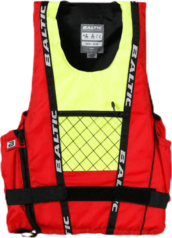 Dinghy Pro Yellow/Red