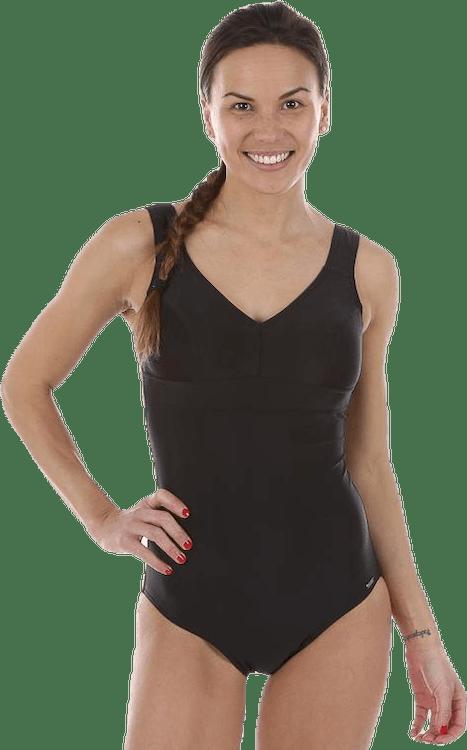 Alanya Kanter's Swimsuit Black