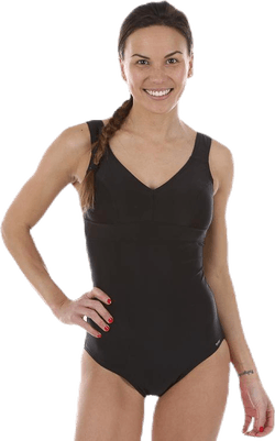 Alanya Kanter's Swimsuit Black