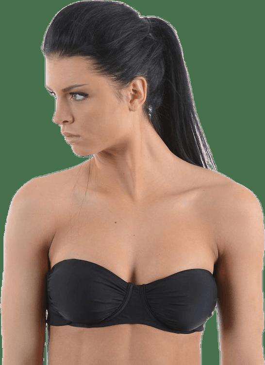 Alanya Bandero Halterneck Black