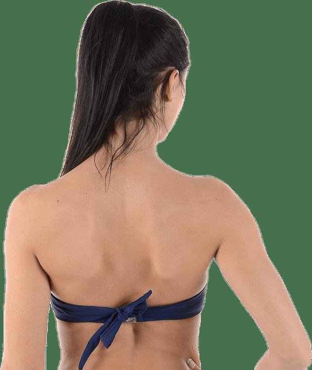Alanya Bandero Halterneck Blue/Pink