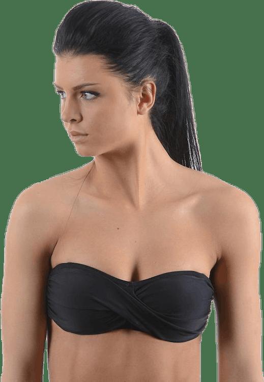 Alanya Bandeau Black