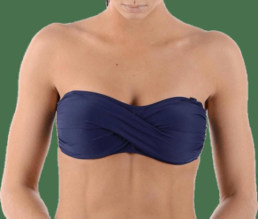 Alanya Bandeau Blue/Pink