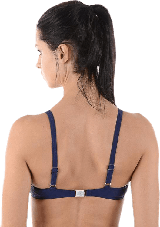 Alanya Wire Bra Blue