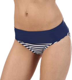 Sailor Folded Brief Blue/White