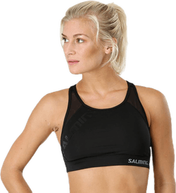 Core Support Sports Bra Black