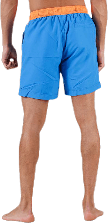 August Original Shorts Blue/Orange