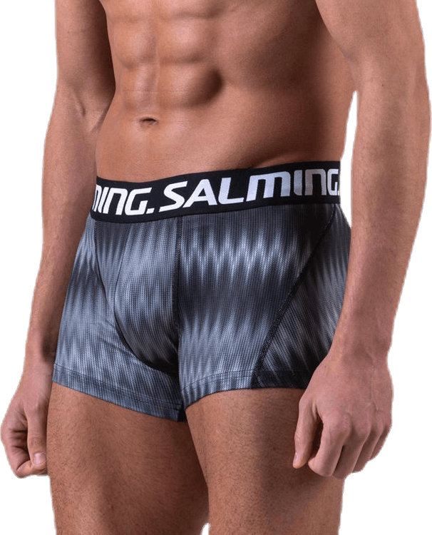 Squat Boxer Black/Grey