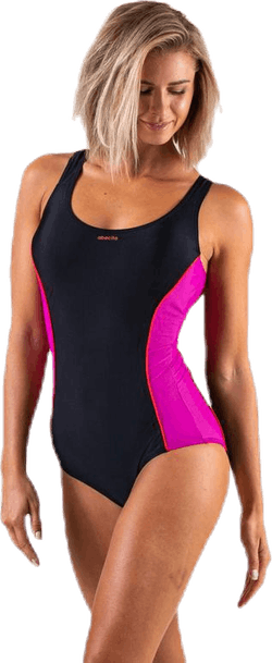 Winner Swimsuit Black/Red