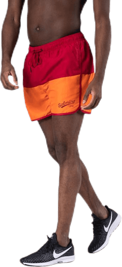 Cooper Original Swimshorts Orange/Red