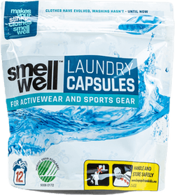 SmellWell Laundry Capsules Black