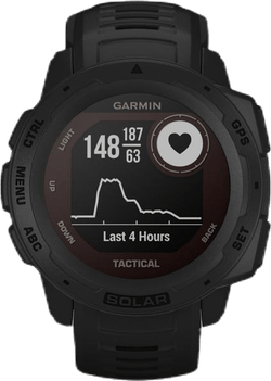 Instinct Solar Tactical Black