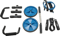 Home Gym Kit Blue Black