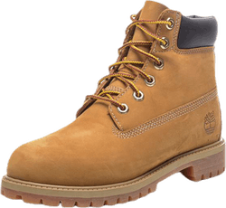 "6"" Premium Classic Boot Junior Beige"