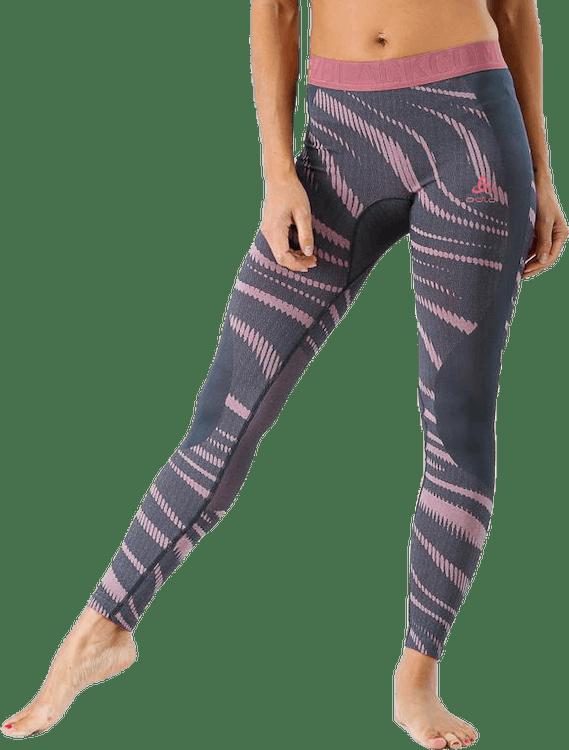 Suw Bottom Pant Performance Blackcomb Pink/Grey