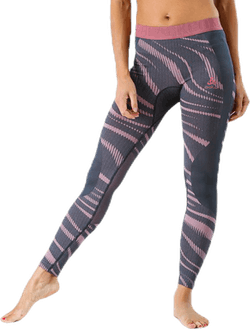 Suw Bottom Pant Performance Blackcomb Pink/Grey