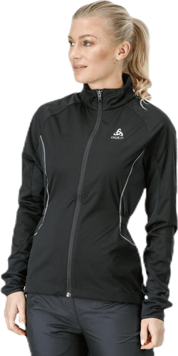 Zeroweight Windproof Warm Jacket Black