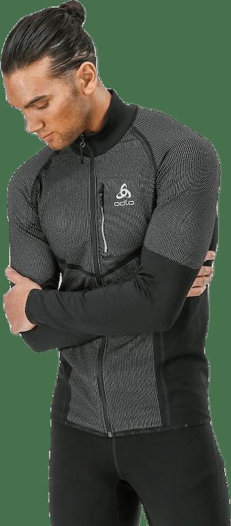 Velocity Light Jacket Black/Grey