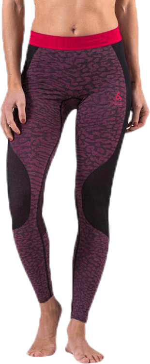 Suw Bottom Pant Performance Blackcomb Pink/Black