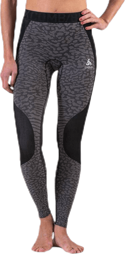 Suw Bottom Pant Performance Blackcomb Black/Grey
