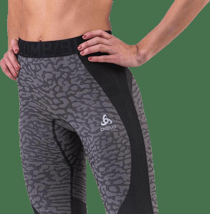 Suw Bottom Pant Performance Blackcomb Black/Grey