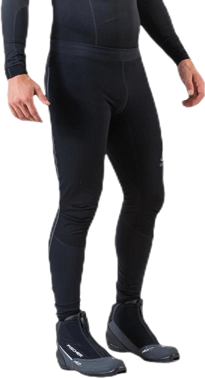 Zeroweight Windproof Warm Tights Black
