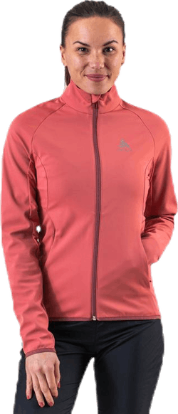 Aeolus Element Jacket Pink/Grey