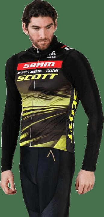 Vest Scott Sram Racing Patterned