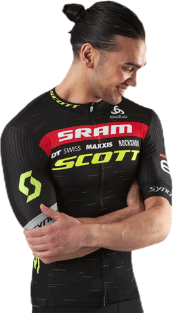 Stand-Up SS Collar Scott Sram Black