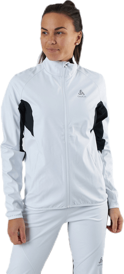 Aeolus Element Jacket White/Black