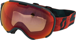 Goggle Faze II Green/Red