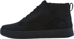 Davis Square WP WL Chukka Black