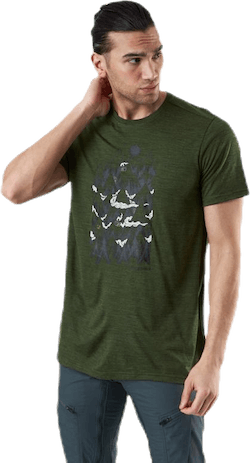 MS150 Mountain Ventures Tee Green