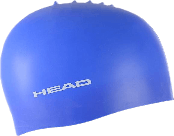 Cap Silicon Flat Jr Blue