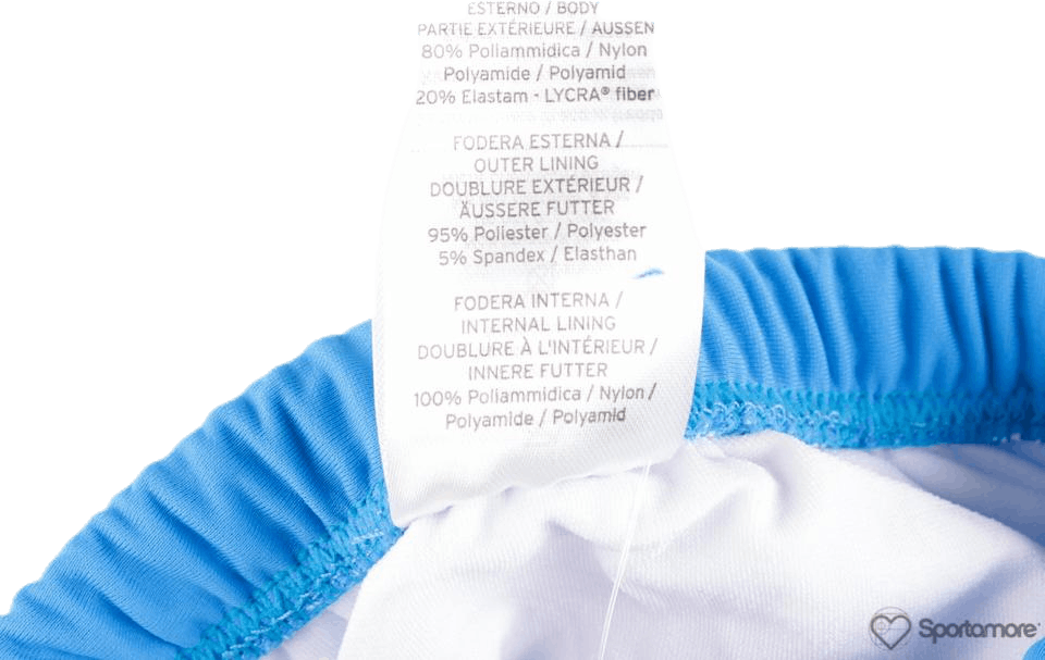 Aqua Nappy Blue