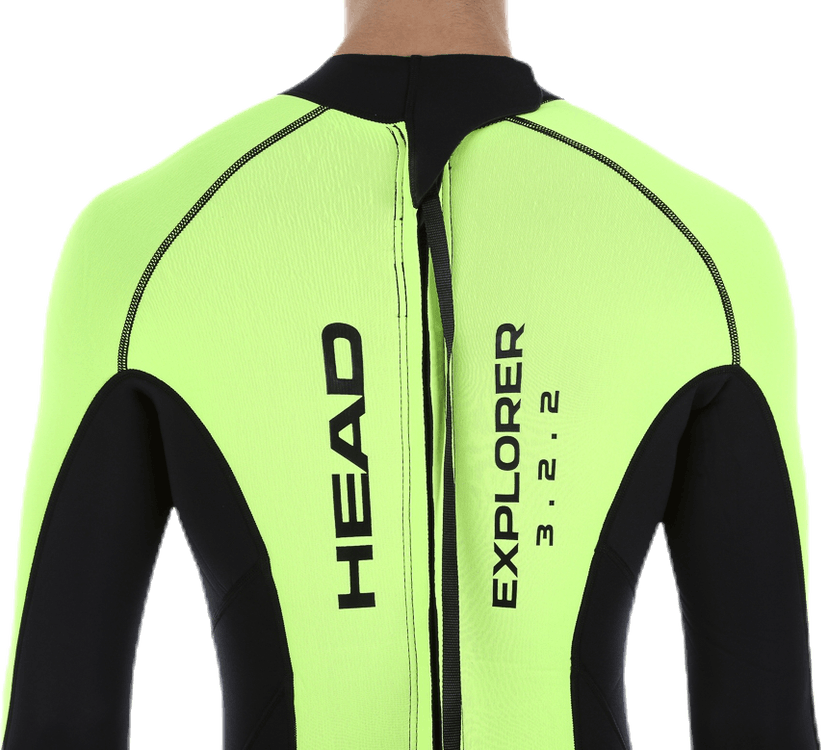 Explorer 3.2.2 Green/Black