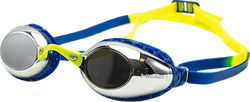 Tiger Race Mid Goggle Blue/Yellow