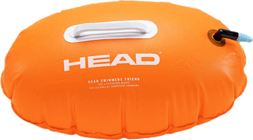 Swimmers Safety Buoy Xlite Orange