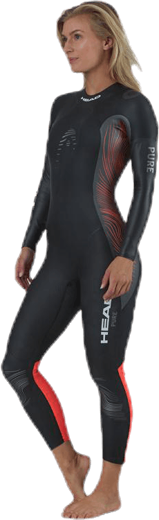 PURE Fullsuit 3.0,5 Black