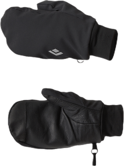 Midweight Softshell Mitts Grey