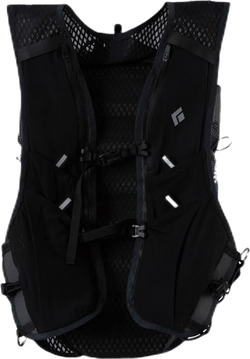 DISTANCE 8 BACKPACK Black