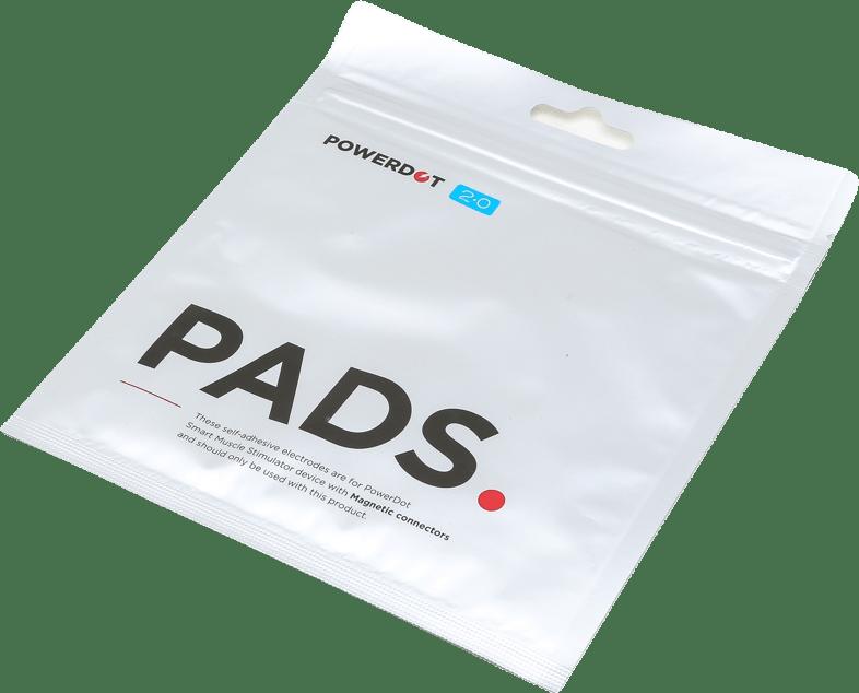 Electrode Pads Gen 2 Red