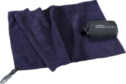 Microfiber Terry Towel Light S Grey