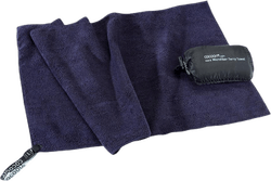 Microfiber Terry Towel Light L Grey